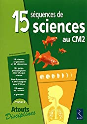 15 séquences de sciences au CM2
