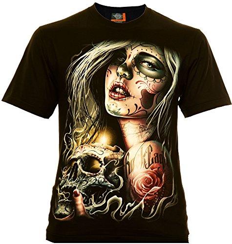 ull Herren T-Shirt Schwarz Gr. S ()