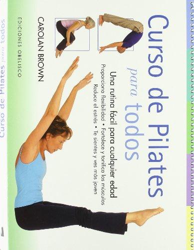 Curso de Pilates para todos (SALUD Y VIDA NATURAL)