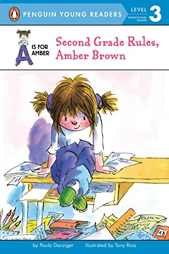 Second Grade Rules, Amber Brown (Penguin Young Readers. Level 3)