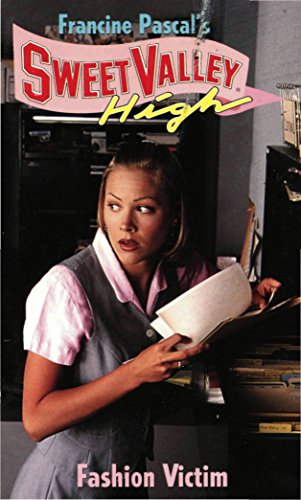 Fashion Victim (Sweet Valley High Book 131) (English Edition)