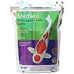 NT Labs Medikoi Wheatgerm with Garlic 1.75kg Pond Fish Pellet Food 4