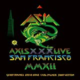 Asia: Axis XXX Live in San Francisco Mmxii (Digipak) (Audio CD)