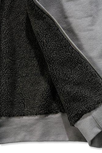 Carhartt -  Felpa con cappuccio  - Uomo Grigio