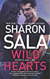 Front cover for the book Wild Hearts by Sharon Sala