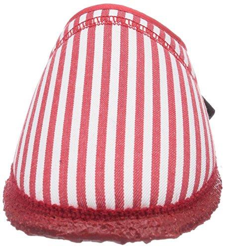 Nanga  Strand, Pantoufles non doublées femme Rouge - Rot (Rot 20)