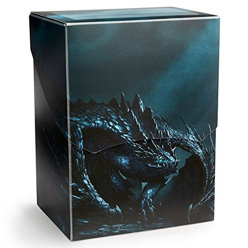Preisvergleich Produktbild Arcane Tinmen ApS ART31627 - Dragon Shield: Deck Shell Slate - Dragon Escotarox