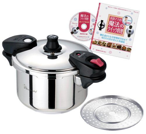 wonder-chef-quick-dish-of-magic-both-hands-pressure-cooker-55l-qda55-steam-japan-import