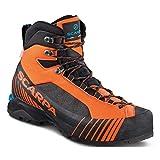 Scarpa Herren Alpine Bergschuhe orange 42