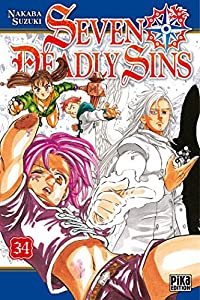 Seven Deadly Sins Edition simple Tome 34