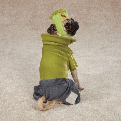 Casual Canine frankenhound Hund Kostüm Größe: Groß (50,8cm H x 33cm W x 0,6cm - Basset Hound Hunde Kostüm