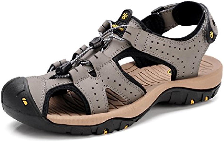 Zapatos de Hombre Malla Primavera/Verano Confort/Suela Ligera Sandalias/Zapatillas y Chanclas Zapatos para Caminar...