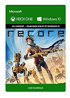 Recore [Jeu Complete] [Xbox One/Windows 10 PC - Code jeu à télécharger] (B01H2E6MPS) | Amazon Products