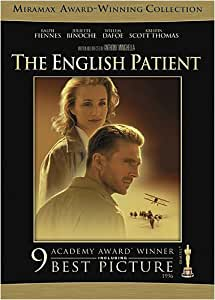 English Patient [DVD] [1997] [Region 1] [US Import] [NTSC]