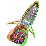 Ring Stix - Lanzador de aro, juego en aire libre (Fábrica de Juguetes 89104)