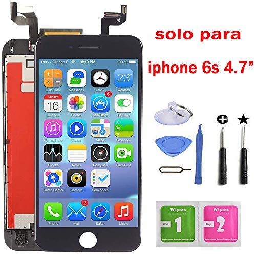 3c4d43617aa Fly-all Pantalla iPhone 6s LCD de Repuesto- Reemplazo Pantalla táctil de 4,