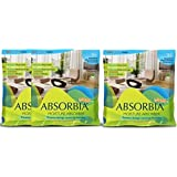 Absorbia Refill Pouch - For Rooms/Bathroom/Kitchens/Living Rooms - 400 gms (Pack of 3)