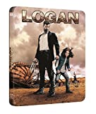 Logan Steelbook 2-Disc Blu Ray (Theatrical + Noir Cut) [Nordic]