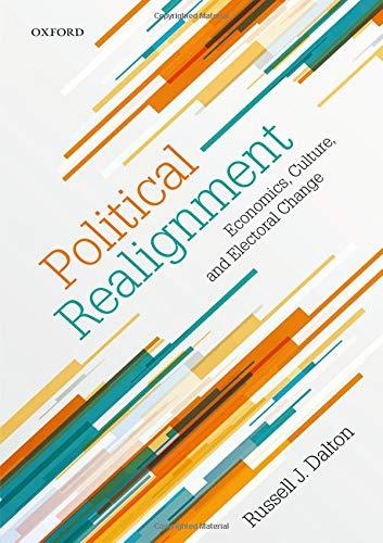 Political Realignment: Economics, Culture, and Electoral Change por Russell J. Dalton