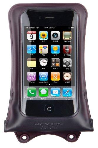 Rollei WP-10 - Custodia impermeabilizzante per smartphone, Nero