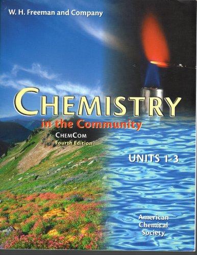 Chemistry in the Community: Chemcom