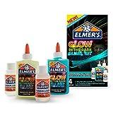 Elmer's Slime Kit W/Magical Liquid-Glow in The Dark