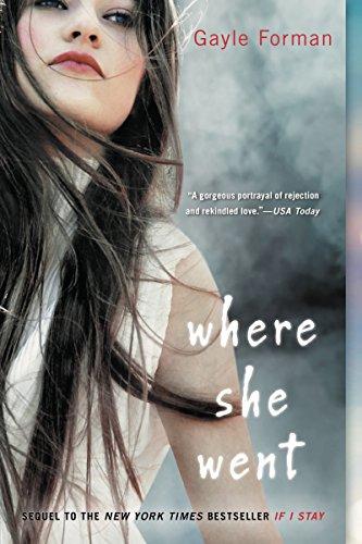 Buchseite und Rezensionen zu 'Where She Went (If I Stay, Book 2)' von Gayle Forman