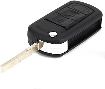 Coque Pliable 3 boutons pour CLE telecommande RANGE ROVER