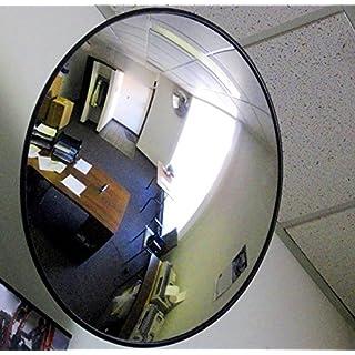 Überwachungsspiegel mit FLEXARM Beobachtungsspiegel Sicherheitsspiegel (30 cm)