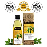 Soulflower bhringraj oil is the main herb for hair ailments in ayurveda it is a great activator for hair follicles. It is great anti-dandruff oil.