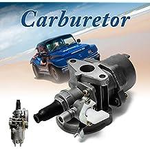 Audew Carburatore Standard Per Minimoto 47CC 49CC Mini Quad Pit ATV