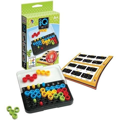 Smart Games - IQ Twist Gioco da tavolo [importato dalla Francia]