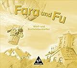 Fara und Fu - Ausgabe 2002: Wort - und Buchstabenkarten (Ersatzset)