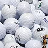 Top Flite Unisex Assorted Aaa Grade Golf Balls, White, 100