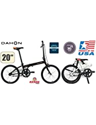 DAHON SPEED UNO Faltrad 1-Gang 20Zoll/RBN/10.9kg/Black -NEU-