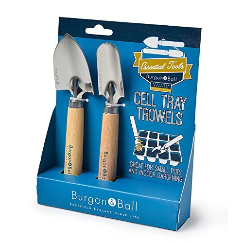 Burgon & Ball Lot de 2 truelles
