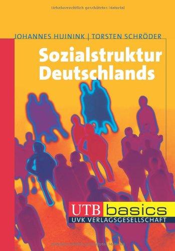 Sozialstruktur Deutschlands, UTB basics