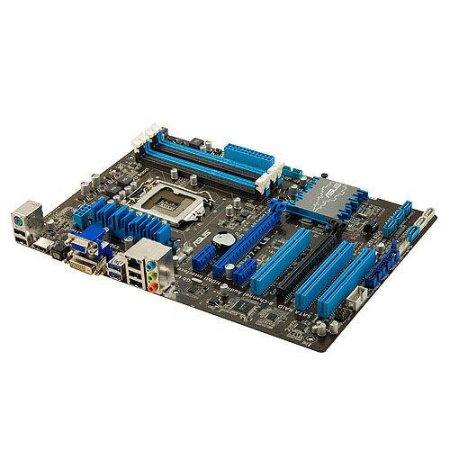 Asus P8H77-V LE Mainboard Sockel 1155 (Intel H77, 4x DDR3 Speicher, PCI-e, ATX)