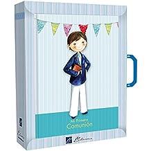 Edima - Libro de Mi Primera Comunión con maletín (500607)