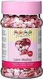 FunCakes Sprinkle Medley Love 180 g