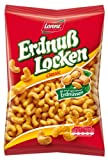 Lorenz Snack World ErdnußLocken Classic, 4er Pack (4 x 250 g)