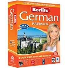 Berlitz German Premier Version 2 (PC/Mac)