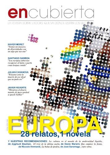 Revista EnCubierta - Europa: 28 relatos, 1 novela