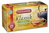 Teekanne Klassik entcoffeiniert Schwarztee 20 Beutel