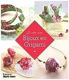 Je crée mes bijoux en origami...