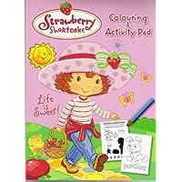 Alligator Books - Album da colorare di Strawberry Shortcake [lingua