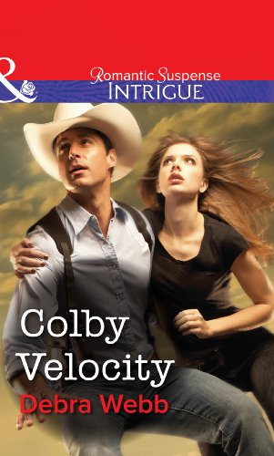Colby Velocity Mills Boon Intrigue Agency
