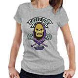 Photo de Masters of the Universe Skeletor Skull and Cross Staves Women's T-Shirt par Masters of the Universe