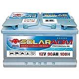 BIG Solar DC AGM 12 V / 90 Ah (100h) Antrieb...