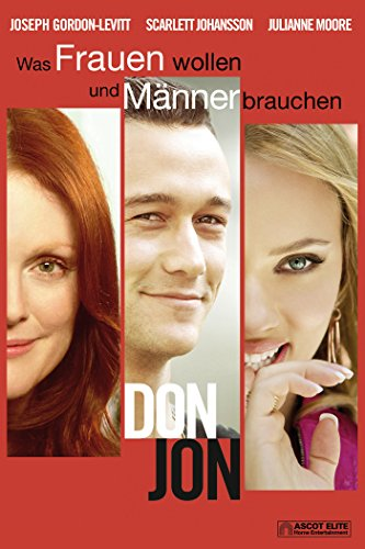 Don Jon Cover